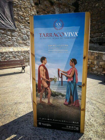 Tarraco Viva 2018 en Tarragona