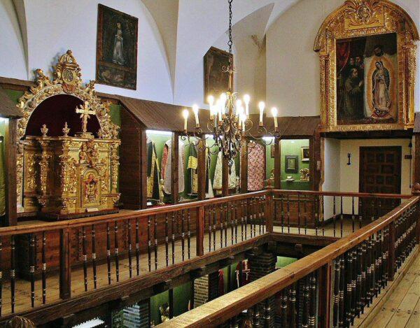 Museo de la Colegiata de Villagarcía de Campos en Valladolid