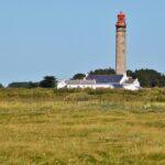 El Gran Faro de Belle-Ile en Bretaña