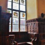 Gran salón del antiguo ayuntamiento de Bremen en Alemania