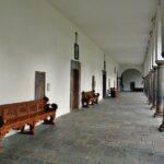 Claustro de la iglesia de San Francisco en Quito