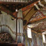 Organo de la iglesia de San Francisco en Quito