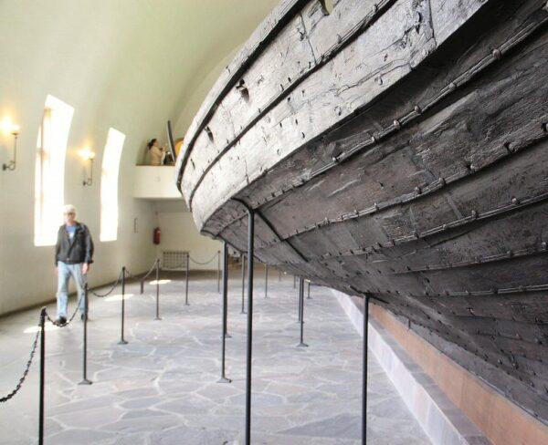 Museo de Barcos Vikingos de Oslo en Noruega