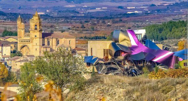 Elciego en Rioja Alavesa