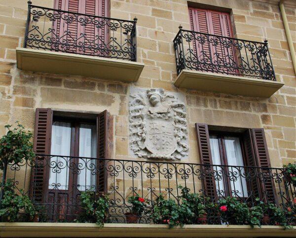 Casa palacio en Elciego en Rioja Alavesa