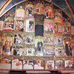 Retablo gótico de Juan de Levi en la Catedral de Tarazona