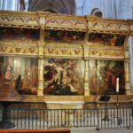 Transcoro de la catedral de Santo Domingo de la Calzada