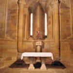 Cabecera románica de la catedral de Santo Domingo de la Calzada