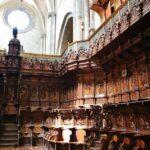 Coro de la catedral de Santo Domingo de la Calzada