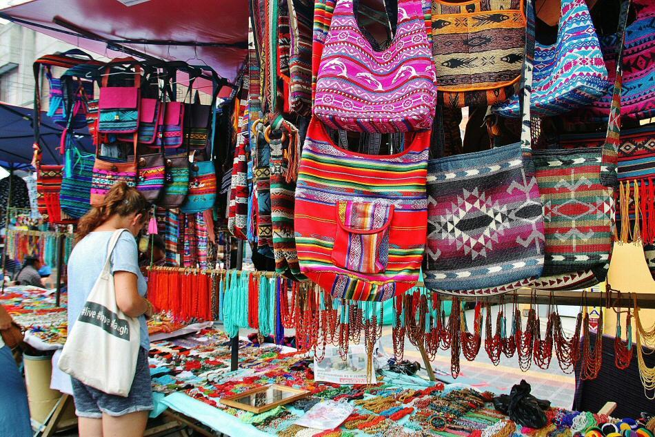 Artesanato Mdf Kit Higiene ~ Mercado artesanal de Otavalo Guías Viajar