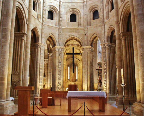 Catedral de Santo Domingo de la Calzada en La Rioja
