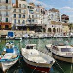 Puerto de Ametlla de Mar en Terres del Ebre en Tarragona