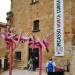 Centro Picasso en Horta de San Juan en Terres del Ebre