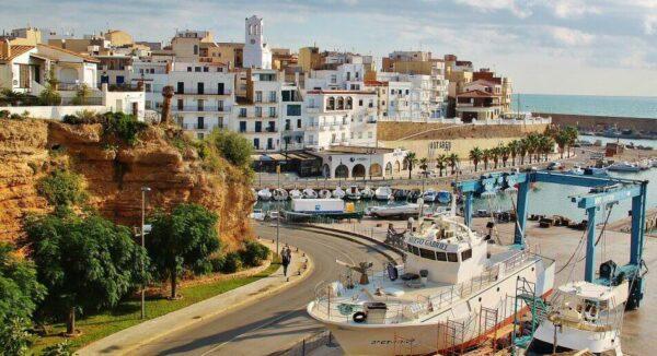 Ametlla de Mar en la provincia de Tarragona