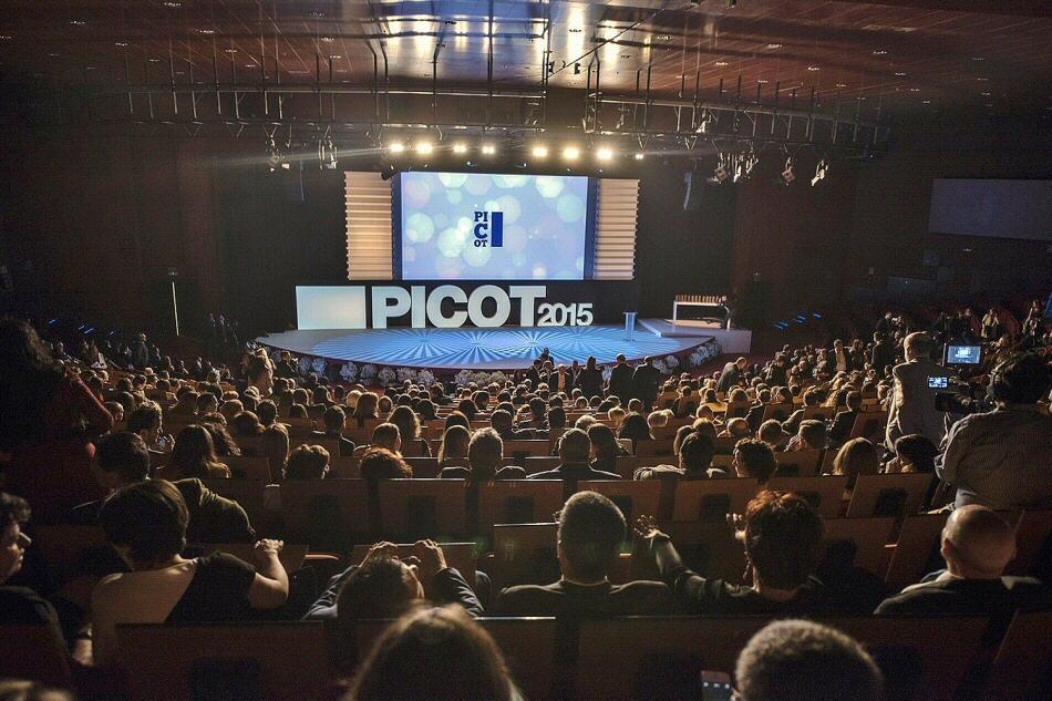 Gala de entrega de los Premios PICOT 2015