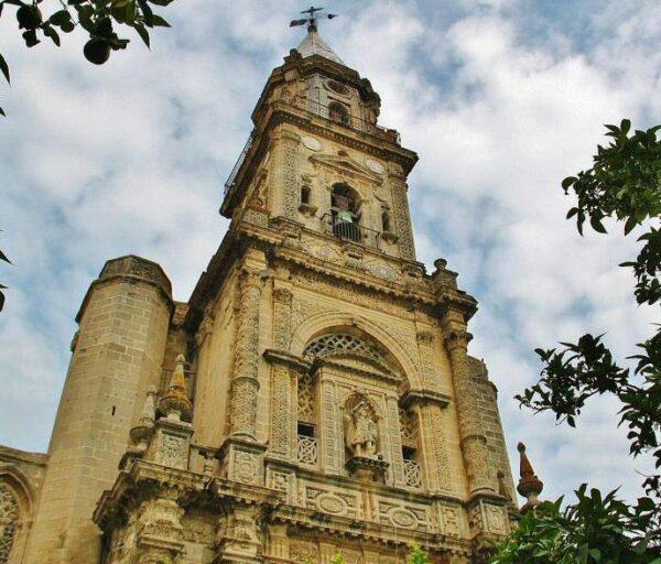 Iglesia de San Miguel en Jerez de la Frontera en Cádiz