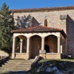 Ermita de Ntra. Sra. de los Enebrales en Tamajón en Guadalajara