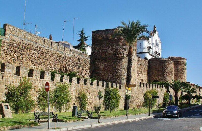 Murallas de Plasencia en Extremadura