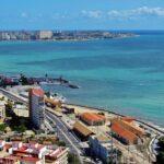 Alrededores de Alicante desde el castillo de Santa Bárbara