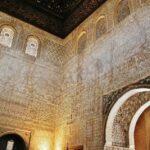 Palacio de Comares en Alhambra de Granada