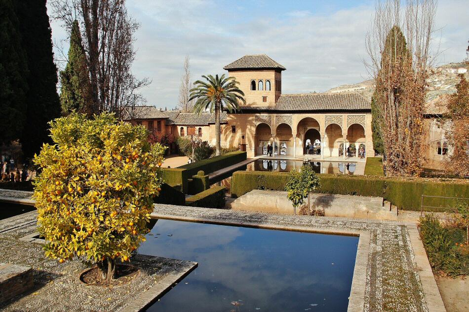 Mejores fotos alhambra granada gu as viajar for Jardines nazaries