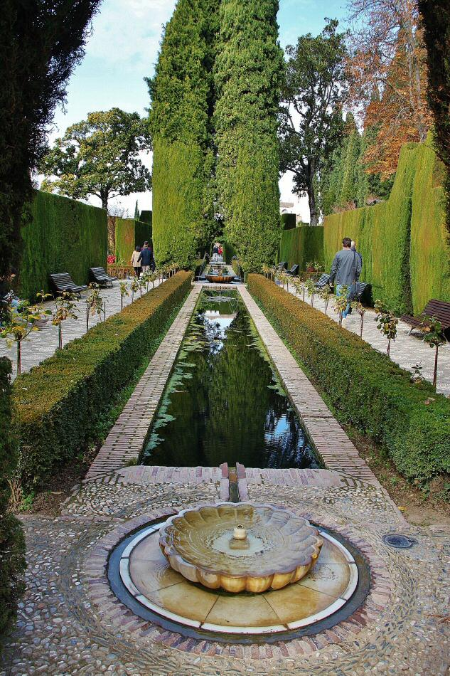 Mejores fotos alhambra granada gu as viajar for Jardines generalife