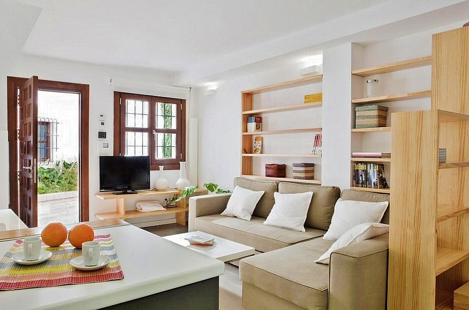Apartamentos Smart Suites en el Albaicín en Granada