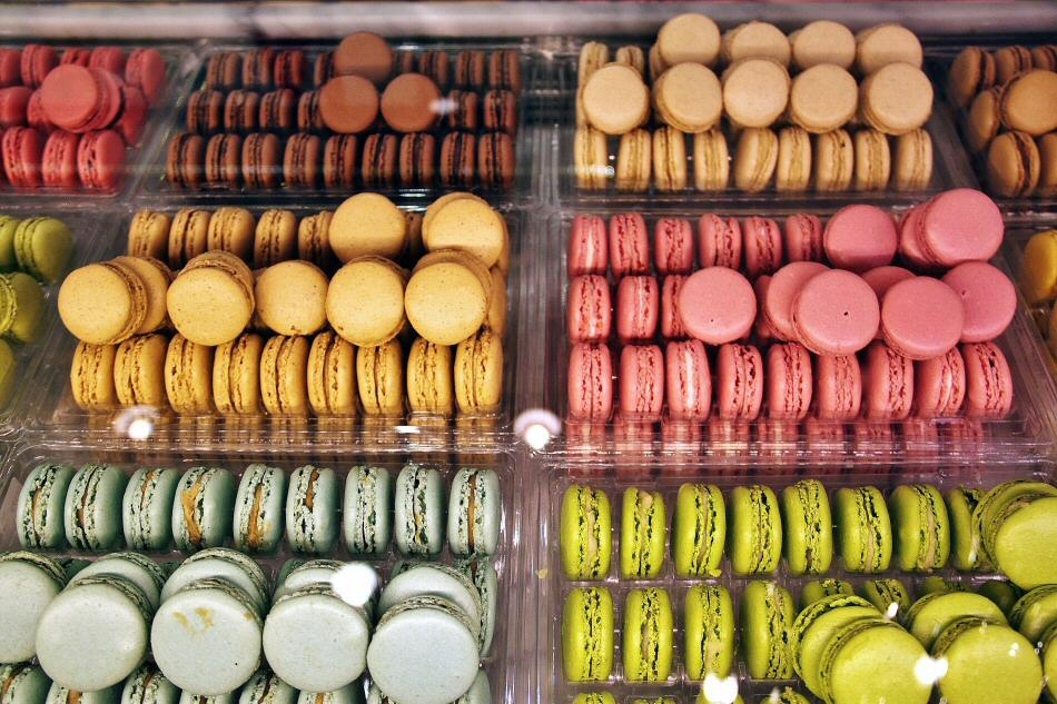 Ruta gastronómica de pastelerías en París