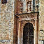 Rincón del casco histórico de Lerma en la provincia de Burgos