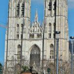 Catedral de Bruselas en Bélgica