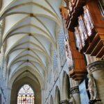 Organo de la catedral de Bruselas en Bélgica