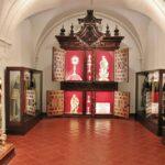 Museo de Arte Sacro en la Colegiata de Osuna en Sevilla