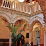 Claustro del Panteón Ducal en la Colegiata de Osuna en Sevilla