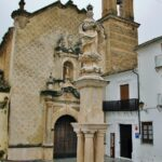 Iglesia de San Francisco en Priego de Córdoba en Andalucía