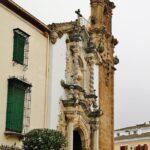 Iglesia de la Aurora en Priego de Córdoba en Andalucía