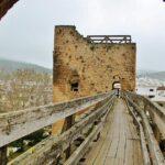Castillo de Priego de Córdoba en Andalucía