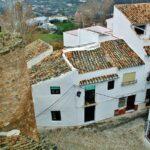 Barrio de la Villa en Priego de Córdoba en Andalucía
