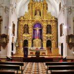 Iglesia de la Soledad en Priego de Córdoba en Andalucía