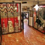 Museo de arte cofrade en la iglesia de San Pedro en Priego de Córdoba