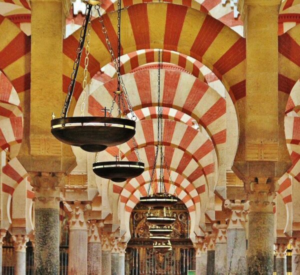 Mezquita de Córdoba en Andalucía