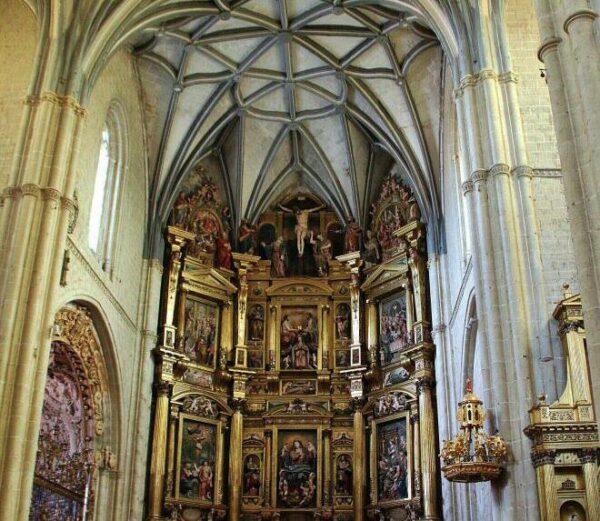 Iglesia de Santa María en Medina de Rioseco