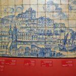 La Visión de Lisboa en el museo del Azulejo de Lisboa