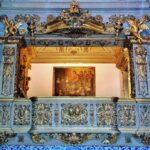Iglesia del Convento de Madre de Dios en el museo del Azulejo de Lisboa