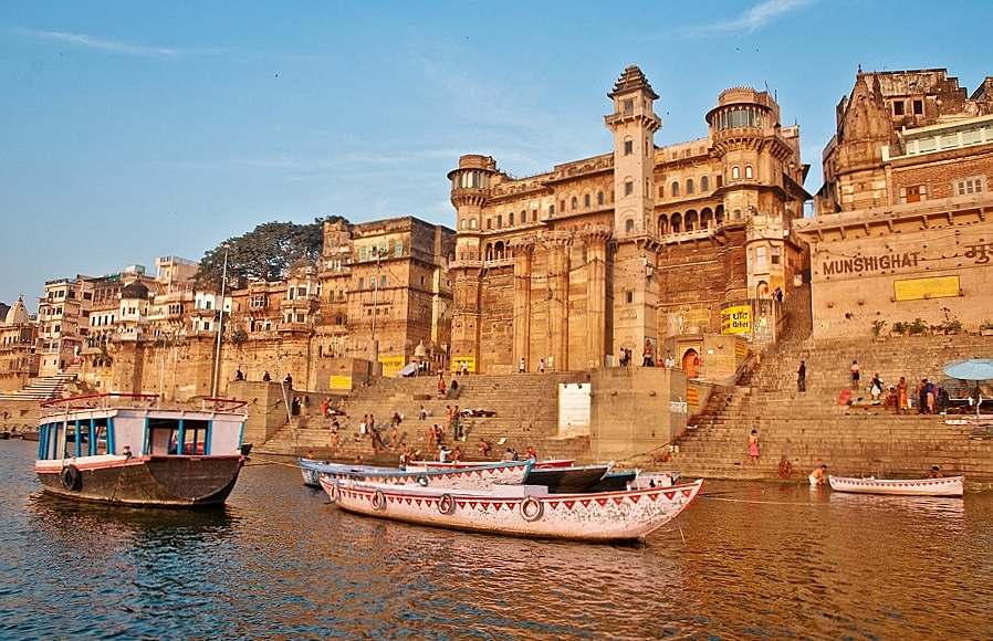 Río Ganges en Varanasi en India @Foto: Carmen Teira