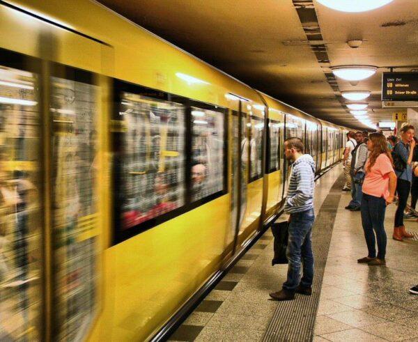 Metro en Berlín