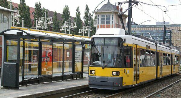 Tranvías en Berlín