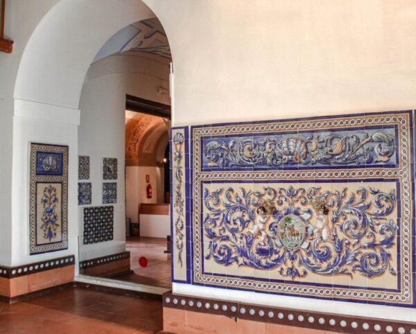 Museo de Cerámica Ruiz de Luna en Talavera de la Reina