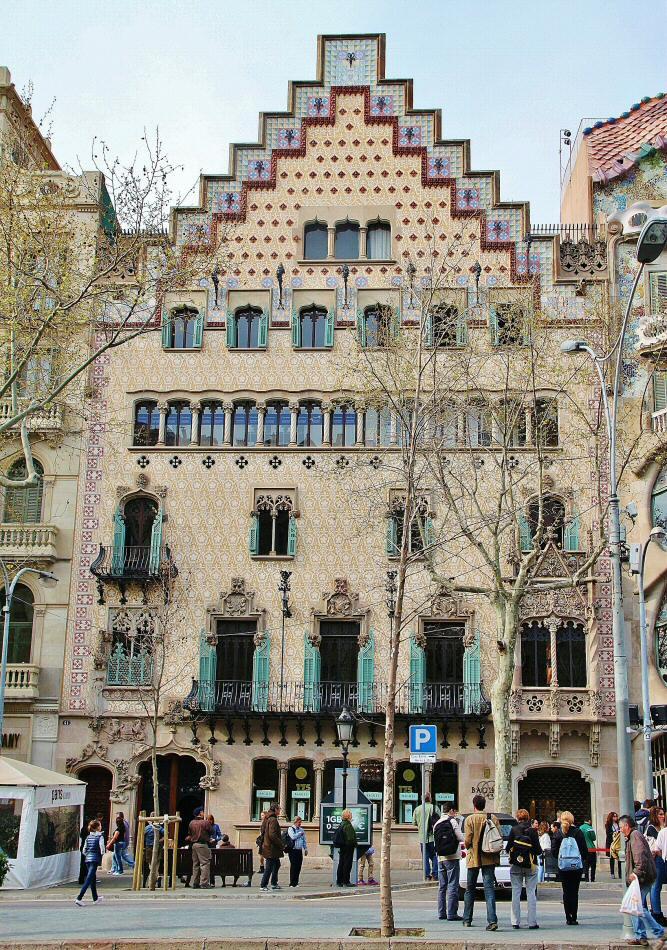 Horarios casa amatller en barcelona gu as viajar for Casas de sofas en barcelona