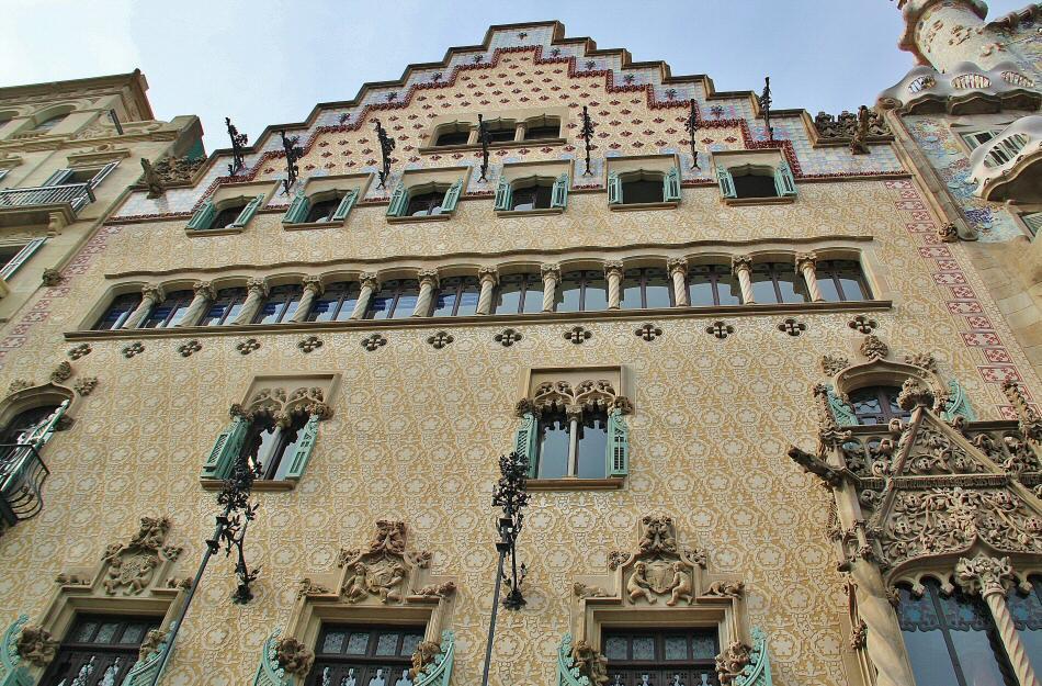 Horarios casa amatller en barcelona gu as viajar - Casas modernistas barcelona ...