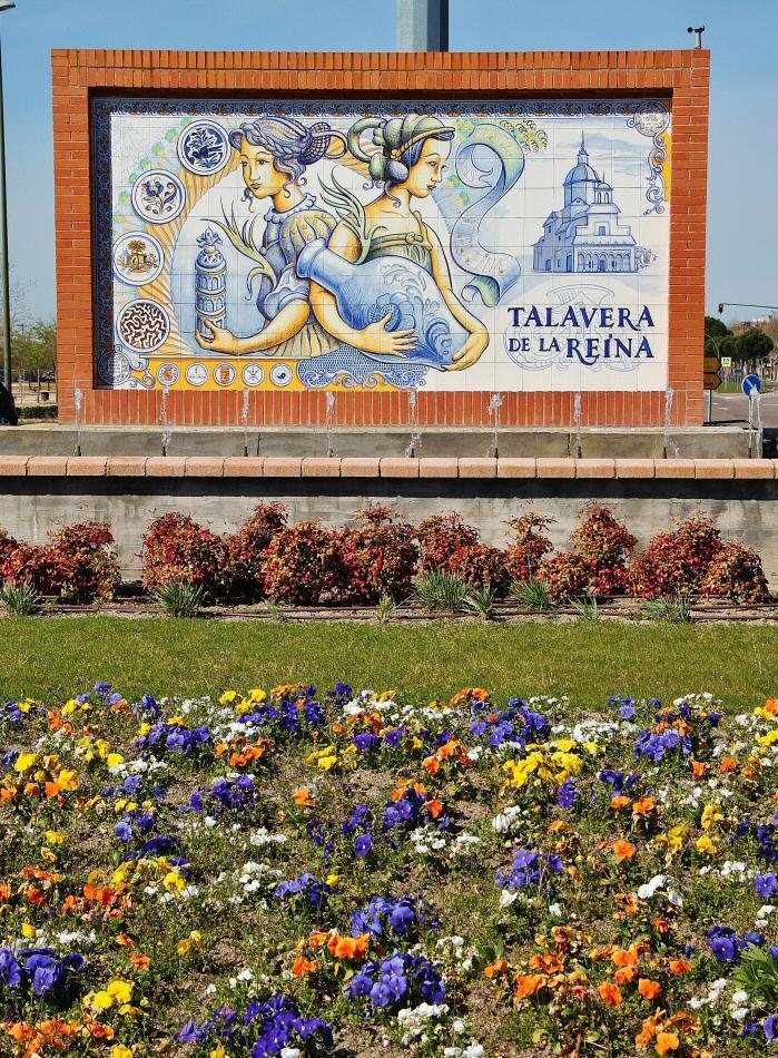 Azulejos Para Baños En Talavera Dela Reina: – Un paseo por la cerámica y azulejos en Talavera de la Reina